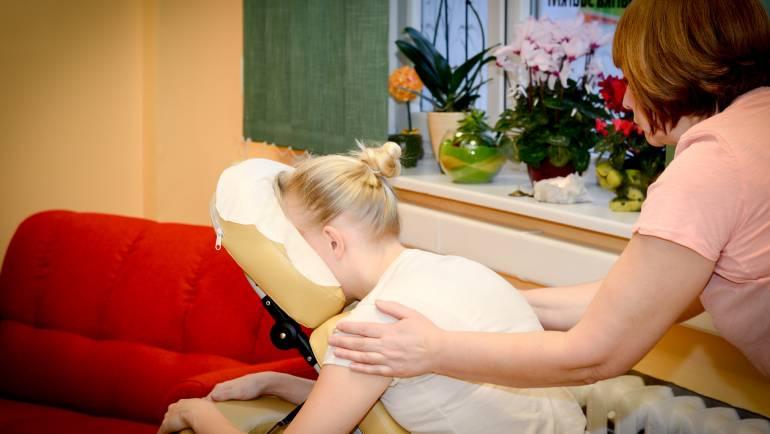 On-Site massaaž